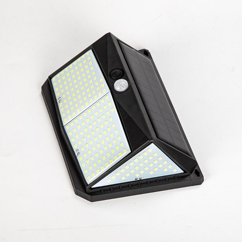 苏州太阳能庭院户外灯人体感应壁灯家用室内照明高亮室外防水LED路灯