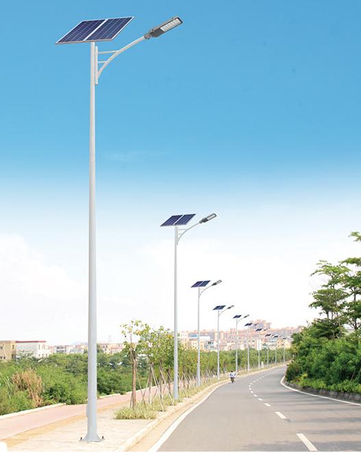 太阳能投光灯厂家旅游景区应用案例